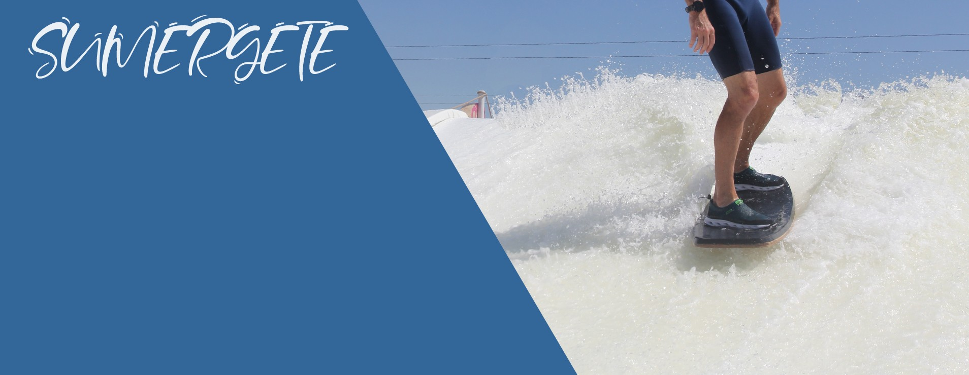 STATIC WAVE SURFING